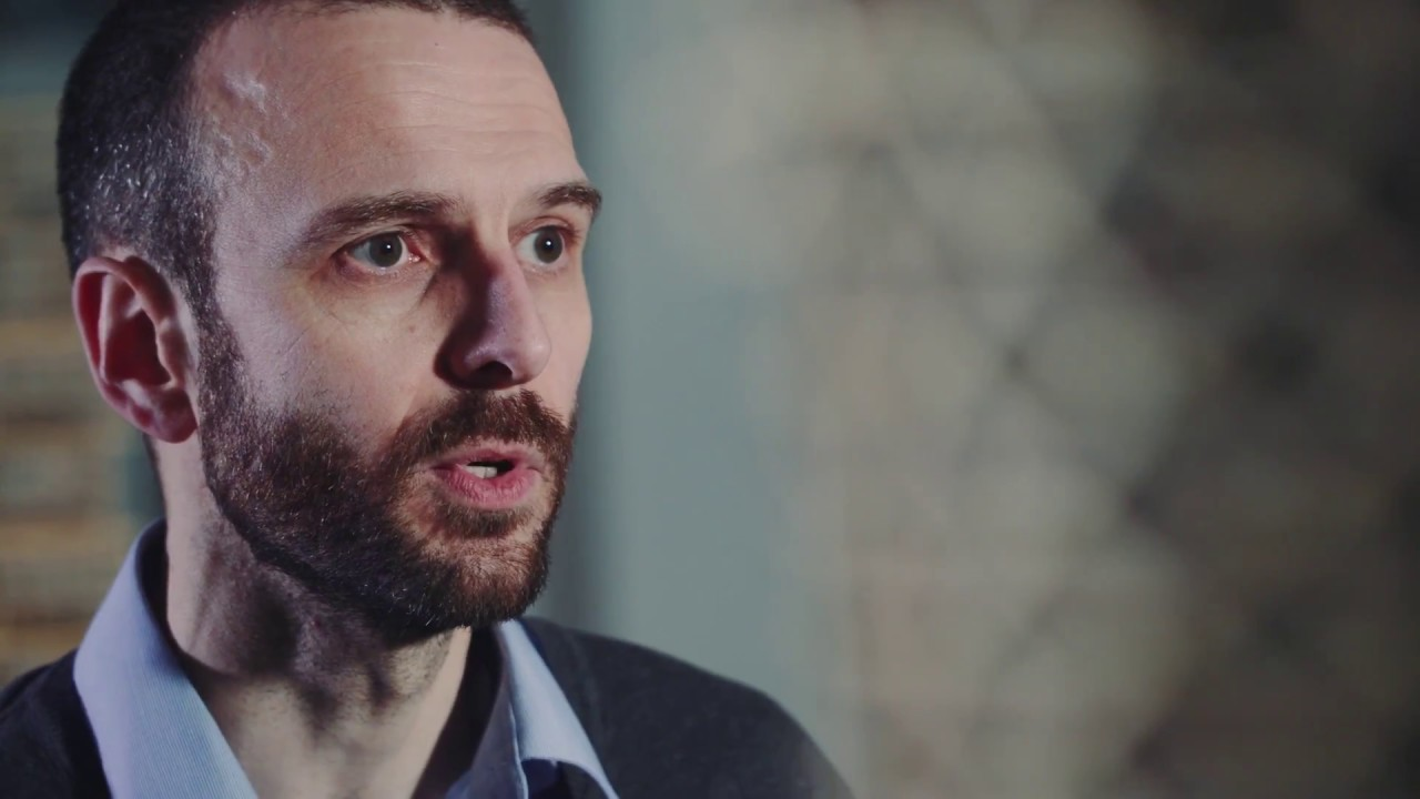 Civil Engineering lecturer, Danny McPolin, talks about his experiences teaching Civil Engineering at Queen's and how his subject has the potential to help change the world