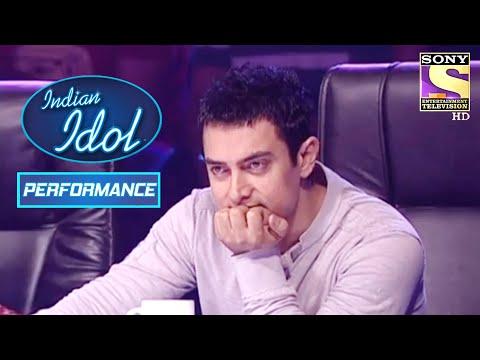 Rakesh ने गाया Amir Khan का Favourite गाना   Indian Idol Season 5