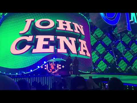 John Cena's WrestleMania 34 Entrance