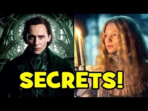 10 Amazing SECRETS About CRIMSON PEAK