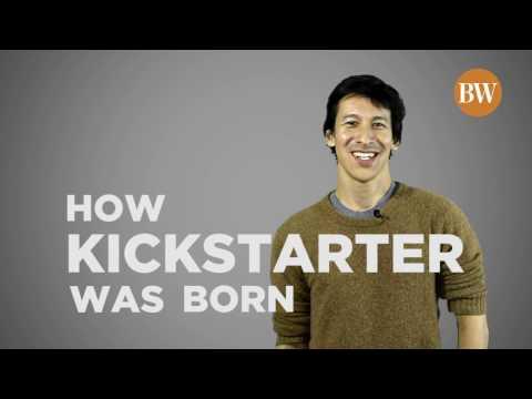 , title : 'How Kickstarter was born'
