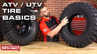 9. 7 Basics To Know About ATV/UTV Tires!