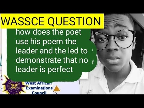The leader and the led - Niyi Osundare