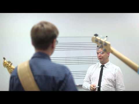 Bartłomiej Skiba - Lekcja: Gitara Basowa