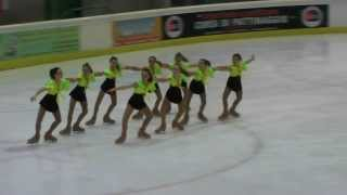 Sill Starlights Juvenile - 1a Gara Nazionale - Sesto San Giovanni 01/12/2013