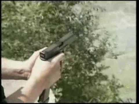Glock vs. Beretta