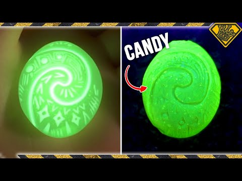 How To Make a Glowing Heart of Te Fiti Candy (Moana IRL)