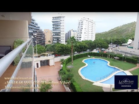 Rent a luxury apartment in Benidorm 500m from the sea in a quiet green area of La Cala