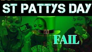 St Pattys Day FAIL - BROKE MY CAMERA?!!? by Asight4soreeyez