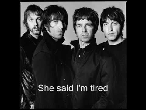 Tekst piosenki Oasis - Waiting for the rapture po polsku