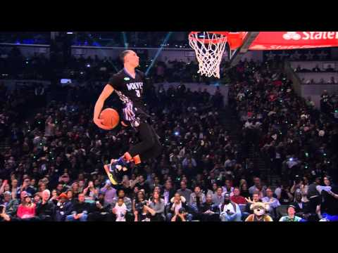 NBA All-Star Weekend Top 10 Plays: February 14th