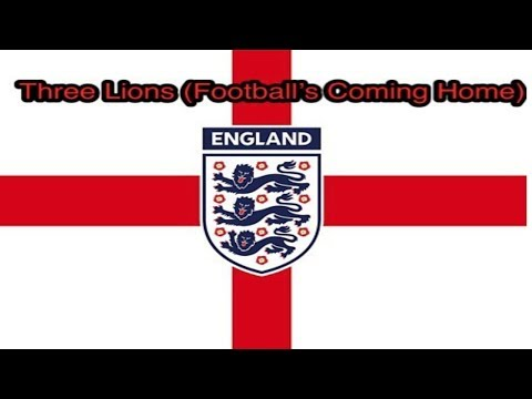 Baddiel, Skinner & Lightning Seeds - Three Lions (Football's Coming Home) (Cover By D4NNY)