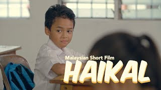 Video Haikal | Malaysian Short Film (ENG and MALAY SUBTITLES) MP3, 3GP, MP4, WEBM, AVI, FLV Mei 2019