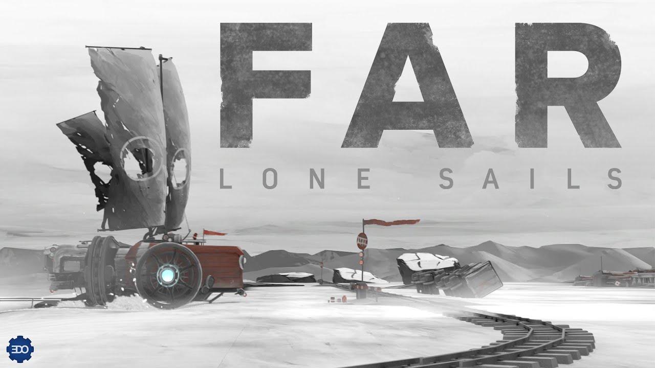 FAR: Lone Sails | Full Play through Stream