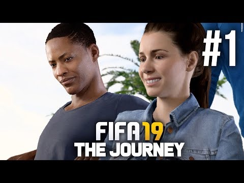 FIFA 19 The Journey Gameplay Walkthrough Part 1 - Journey Continues (Full Game)