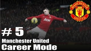 Video FIFA 13 : Manchester United Career Mode - Season 1 - Part 5 MP3, 3GP, MP4, WEBM, AVI, FLV Desember 2017