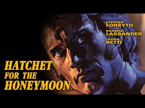 Hatchet For The Honeymoon 1970 Trailer