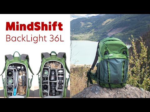 MindShift BackLight 36L Review - Best Outdoor Photography Pack?