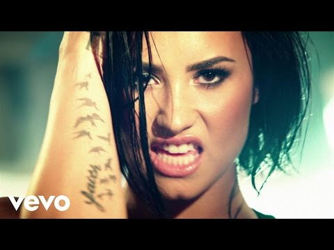 Demi Lovato - Confident (Official Video) (видео)