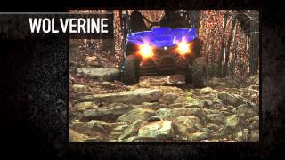 11. The Completely New Wolverine R-Spec vs. Honda Pioneer