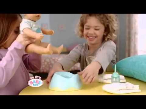 Кукла BABY BORN - Доктор, Zapf