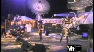 Video Slaughter - Shout It Out (HQ) MP3, 3GP, MP4, WEBM, AVI, FLV Maret 2018