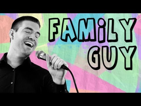 Family Guy Theme Song (Vocal Cover)