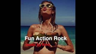 Download and license this royalty free background music for your own video: https://www.pond5.com/stock-music/69436811/fun-action-rock-bpm-148.html The