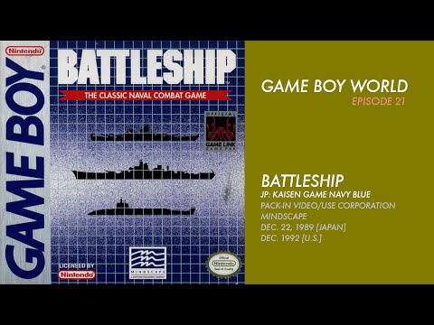 battleship game boy passwords