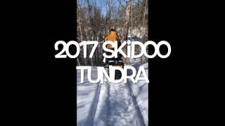 8. 2017 SkiDoo Tundra 600 Ace Hill Climb