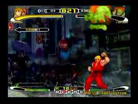 Image of Capcom Vs SNK (2000) - YouTube