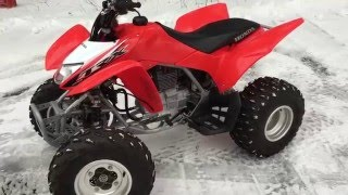 7. How To Use The Honda TRX 250X SportClutch - What does It Do