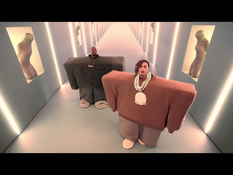 Kanye West Amp Lil Pump Ft Adele Givens Quot I Love It Quot Official Music Video