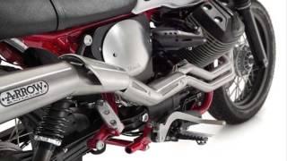 8. Milan Show Moto Guzzi get the scrambler bug