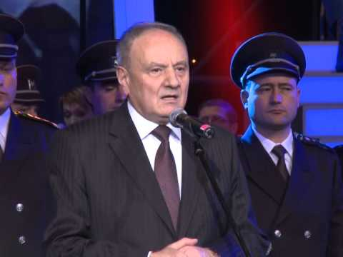 Președintele Republicii Moldova, Nicolae Timofti, a participat la Gala premiilor Federației Moldovenești de Fotbal