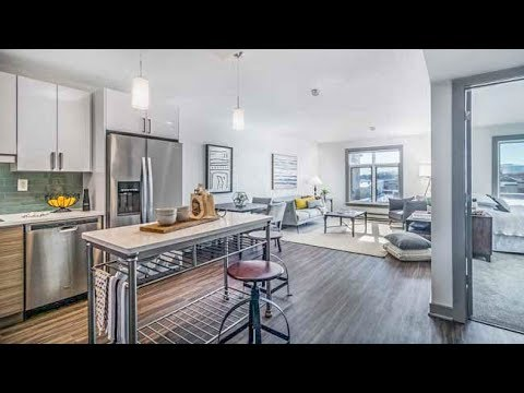 Tour a 2-bedroom, 2-bath model at Naperville's new OneNineteen on Main