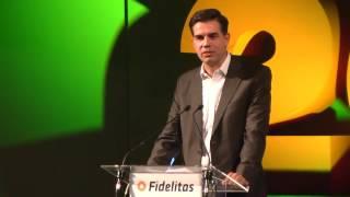 Gyürk András köszöntő beszéde a Fidelitas 20. születésnapja alkalmából