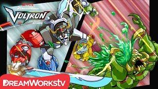 [MOTION COMIC] Shakedown at the Fripping Bulgogian - Part 2 | DREAMWORKS VOLTRON LEGENDARY DEFENDER
