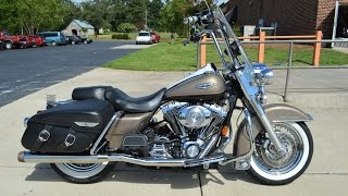 8. SOLD! 2005 Harley-Davidson® FLHRCI - Road King® Classic 3500