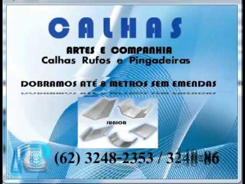 (62)3248-2353 Calhas rufos e coifas Jardim Ipe em Aparecida de Goiânia