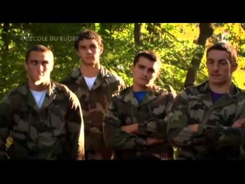 Rugby une année au pôle France de Marcoussis épisode 2