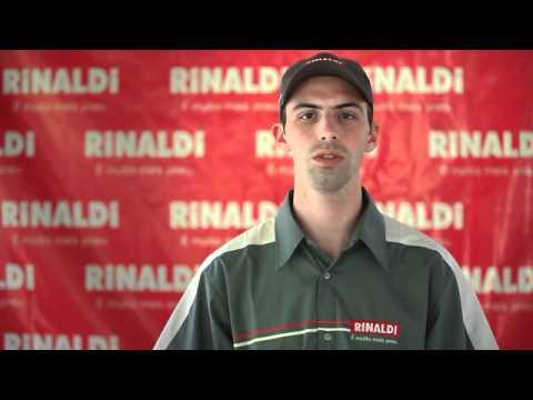 Gregorio Caselani fala sobre as linhas de pneus Rinaldi