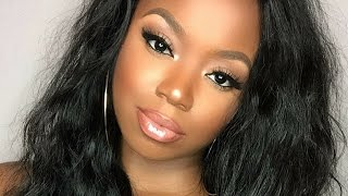 Video Natural Looking Foundation - Highlight & Contour Routine (UPDATED) MP3, 3GP, MP4, WEBM, AVI, FLV Oktober 2018
