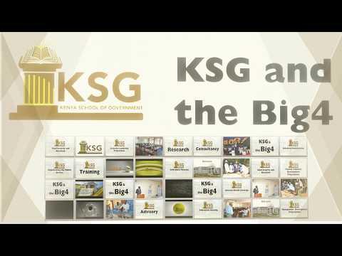 Strategic Leadership Development Programme (SLDP 147/2018) symposium on the Big Four Pillars