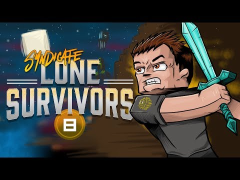 Minecraft: WITCH ATTACK! – Lone Survivors (Hardcore) – Part 8
