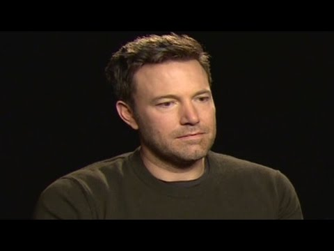 Sad Affleck is sad