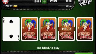 Video Poker - Aces And Faces YouTube video