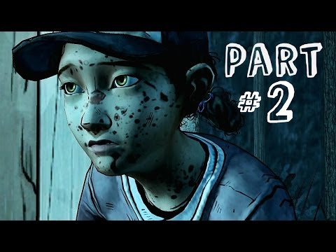 The Walking Dead Season 2 Gameplay Walkthrough Part 2 - Pinky Promise (Episode 1)
