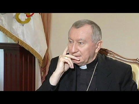 Ο Υπουργός Εξωτερικών του Βατικανού Πιέτρο Παρολίν αποκλειστικά στο euronews