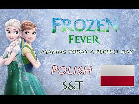 Tekst piosenki Frozen Fever - Dzień jak ze snu po polsku
